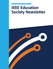IEEE Education Society Newsletter image